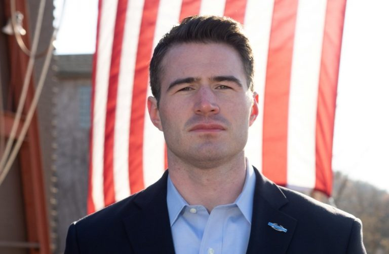 Jason Church: Bio of Army Officer (Ret.) running for Wisconsin's 7th Congressional District