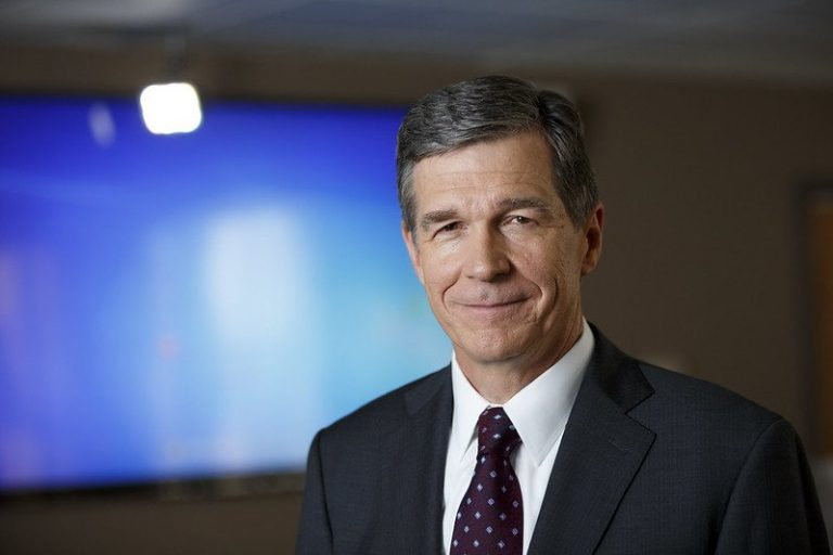 Who is Roy Cooper? Governor of North Carolina